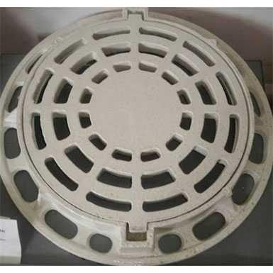 Дождеприемник ДКП-М- 60 (круглый) полимерпесчаный