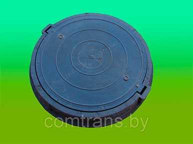Люк средний ЛИ-С-К-60 полимерпесчаный