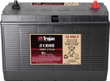 Аккумуляторная батарея тяговая Trojan 31XHS 12V/130Ah