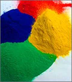 Эпоксидно-полиэфирная порошковая краска Серия 07 (гладкая глянцевая)