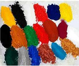 Полиэфирные порошковые краски Серия 49 (гладкая глянцевая)
