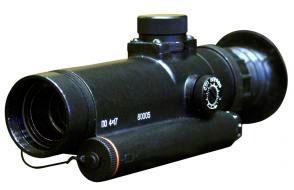 Прицел оптический ПО 4х17