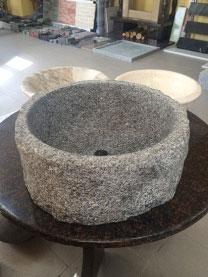 Мойка М2 из камня