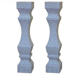 Балясины квадратного сечения из камня