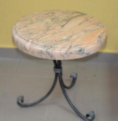 Стол 2 из камня