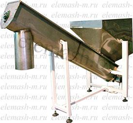 Проточные шнековые смесители (непрерывного действия, до 2000 кг/час)