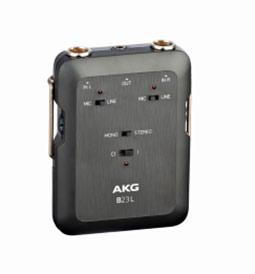 Микрофон шнуровой AKG B23L, источник фантомного питания, 20-20000Гц