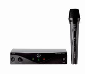 Радиомикрофон с ручным передатчиком AKG Perception Wireless 45 Vocal Set BD M, UHF