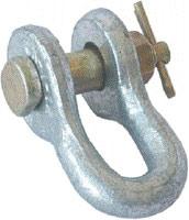 Скобы арматура сцепная для ЛЭП и подстанций