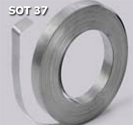 Бандажная стальная лента СОТ 37