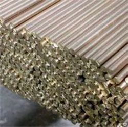 Пруток бронзовый БрКМц3-1 твердый