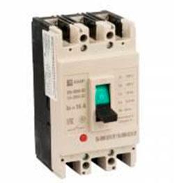Выключатель автоматический ВА-99М 63/16А 3P 20кА EKF Basic