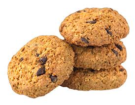 Печенье овсяное Кобринское с клетчаткой