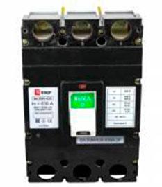 Выключатель автоматический ВА-99М 630/630А 3P 50кА EKF Basic