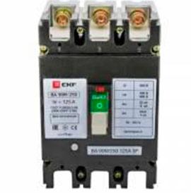 Выключатель автоматический ВА-99М 250/125А 3P 25кА EKF Basic