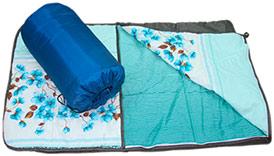 Мешки спальные / подушки дорожные КАМИСА – ДЛЯ АКТИВНОЙ ЖИЗНИ