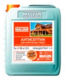 Антисептик MALYAR для наружных работ концентрированный