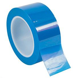 Маскирующие термостойкие ленты (голубые, 220 град С)