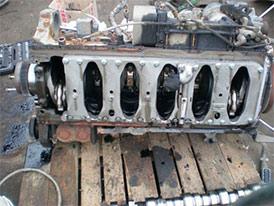 Блок цилиндров DAF 105 460 л.с