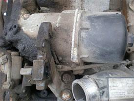 Кронштейн масляного фильтра DAF 105 XF, 460 л.с