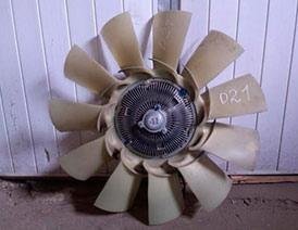 Вентилятор в сборе DAF 105 XF DAF XF 105