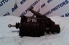 Пневмогидравлический усилитель DAF XF95