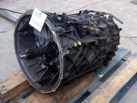 Коробка передач в сборе (КПП) автоматическая 12 АS 2330 TD