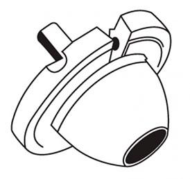 Фреза для обработки седельного отверстия труб aquatherm blue pipe от ø 160-250 мм