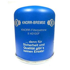 Фильтрующие элементы осушителя (катриджи) KNORR-BREMSE