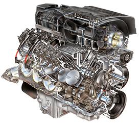 Детали двигателя Elring