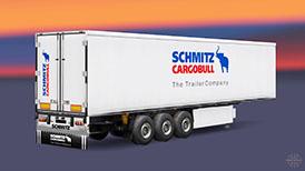 Детали прицепов SCHMITZ Cargobull