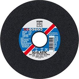 Круг отрезной ЕНТ 125-1,6 А 46 R SG-INOX (Steelox) PFERD