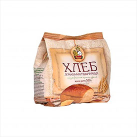 Мучной полуфабрикат Хлеб домашний пшеничный