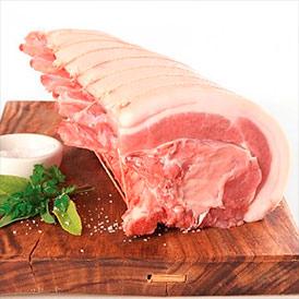 Свинина охлажденная в полутушах