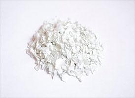 Полиэтилентерефталат вторичный ПЭТ-хлопья белые матовые