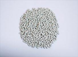Полиэтилен высокого давления гранулированный ПВД гранулят серый
