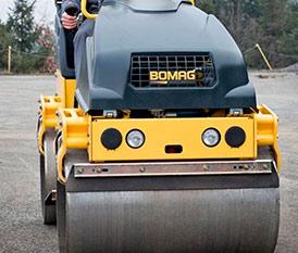 Комбинированные катки BOMAG BW 90 AD-5