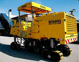Дорожная фреза BOMAG BM 1000/30-2