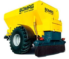 Прицепной распределитель вяжущих веществ BOMAG BS 10000