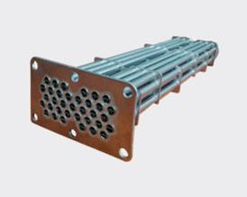 Блок охладителя рециркуляции отработанных газов ИЖКС.067344.017