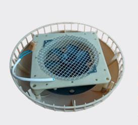 Крышный вентилятор ВК24