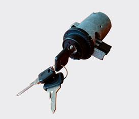 Выключатель зажигания с противоугонным устройством ИЖКС.675871.001