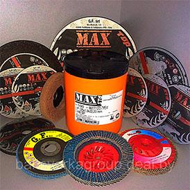 Круг отрезной GF MAX 150x1.6x22,2 A60S S/CUT