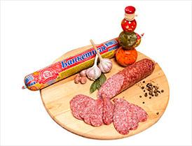 Колбаса Банкетная новая сыровяленая салями бессортовая