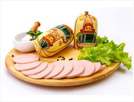 Колбаса Белорусская классик высший сорт