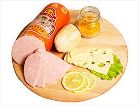 Колбаса Чайная микс мясорастительная