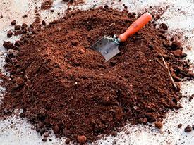 Грунт питательный верховой 250л pH5,5-6,5 на поддоне