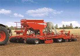 Сеялка зерновая MSC 6 м для традиционного сева - Kverneland (Квернеланд)