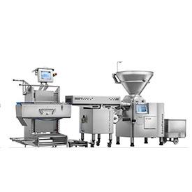 Производственный цикл мясной фарш - Handtmann (Хандтманн, Германия)