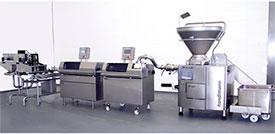 Производственный цикл формованные продукты - Handtmann (Хандтманн, Германия)